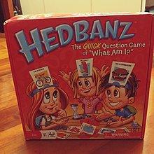 HedBanz  頭上估東西