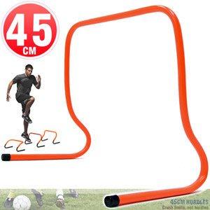 45CM速度跨欄訓練小欄架一體成形高低梯棒球障礙跳格欄田徑多功能架子ptt運動健身器材D062-MK852E【推薦+】