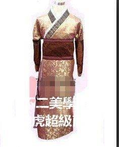 【格倫雅】^古裝小龍女寫真拍照主題服裝SD/COSPLA龍葵廣袖流仙裙楊過42020[