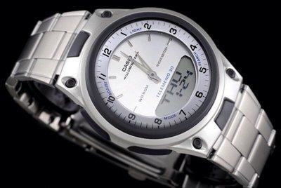【CASIO】日系雙顯錶-電話記憶功能腕錶(AW-80D-7AVDF)經典百搭 十年電力↘$1290免運