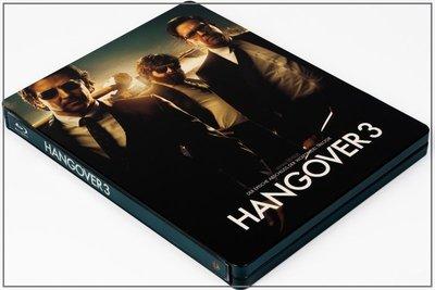 【BD藍光】醉後大丈夫 3:專屬限量鐵盒版The Hangover 3(英文字幕)美國狙擊手 布萊德利庫柏