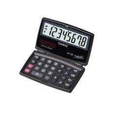 卡西歐 CASIO SX-100 8位計算機 國家考試機型計算機 好好逛文具小舖