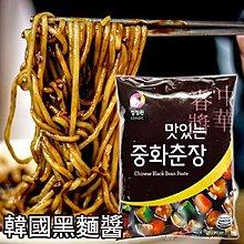 健康本味 韓國  韓式大象黑麵醬250g 中華春醬 甜麵醬 炸醬麵醬 [KO52723518]