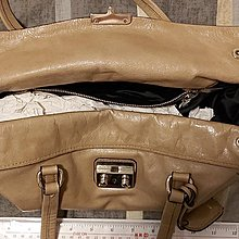 Miumiu lady handbag beige colour100% real bought from Japan, 95% new