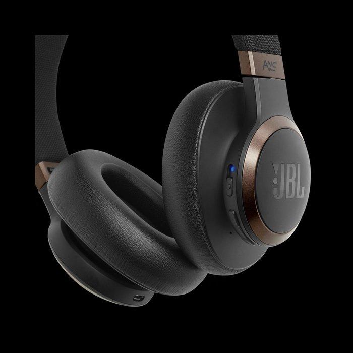 視聽影訊 JBL 藍牙耳機 LIVE 650BTnc 耳罩式 Google Assistant 降噪耳機