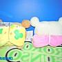【辛普森娃娃屋】茶熊 拉拉熊 懶懶熊 置物盒 收納盒 吸盤吊飾一組