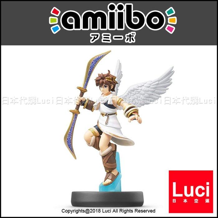 比特 預購 amiibo 大亂鬥系列  PIT 新光神話 3DS 召喚 任天堂 LUCI日本代購