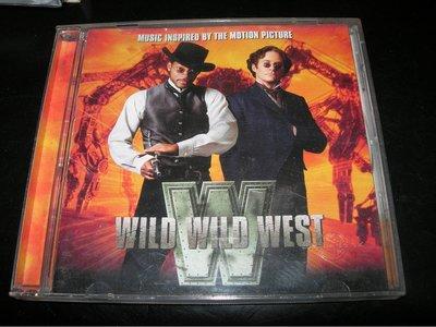 飆風戰警Wild Wild West 電影原聲帶