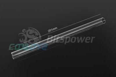 小白的 工場~Bitspower Crystal Link Tube~201mm  12mm外徑 壓克力管