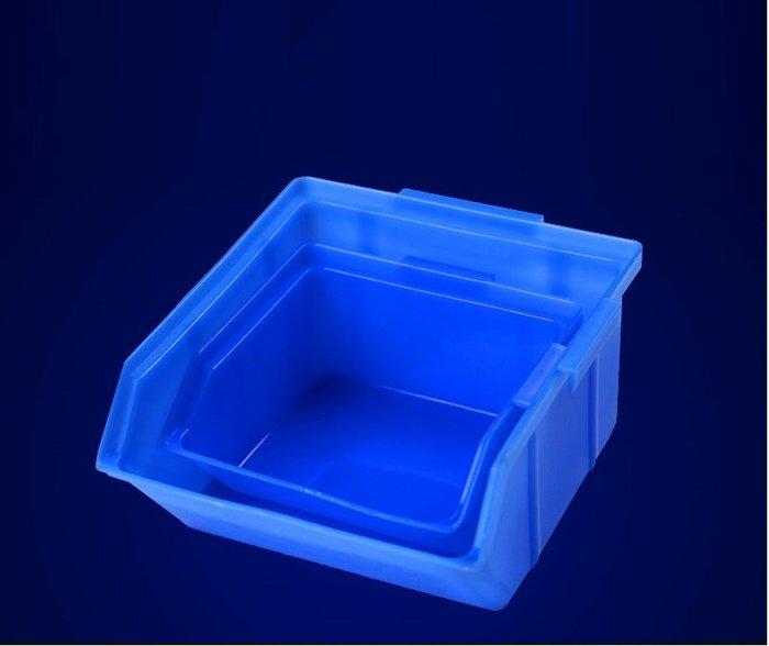 SX千貨鋪-加厚工具零件箱斜口塑料盒螺丝盒组迷你超小号特价螺丝盒#綠色環保 #組合牢固 #超強承重