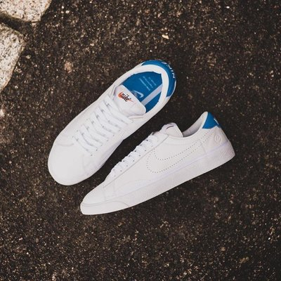 NIKE AIR ZOOM TENNIS CLASSIC AC X FRAGMENT 全白 藤原浩 857953-114