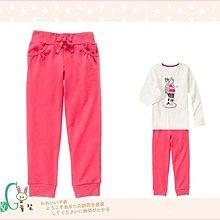【B& G童裝】正品美國進口GYMBOREE 內軟刷毛粉色長褲10號8-9yrs