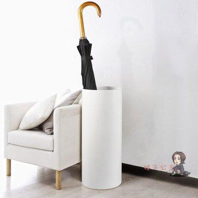 傘架 創意時尚雨傘架家用辦公雨傘桶高檔pvc雨傘收納桶T