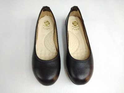 台灣製素面圓頭包鞋 防滑鞋 工作皮鞋 學生皮鞋 娃娃鞋