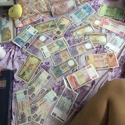 舊港幣,請PM