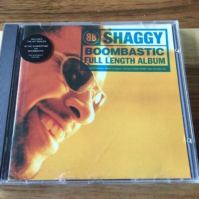 [BOX 4] Shaggy-Boombastic