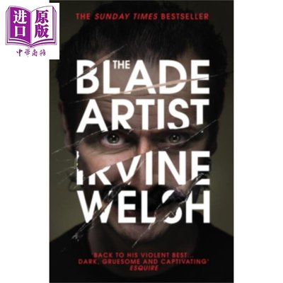 葉片藝術家 英文原版 The Blade Artist Irvine Welsh