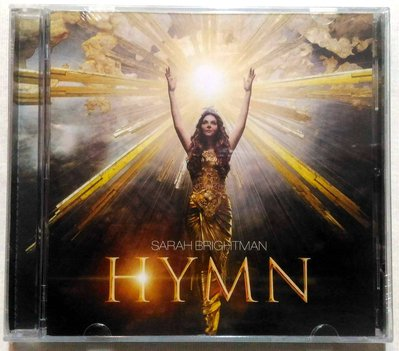 全新未拆 / 莎拉布萊曼 Sarah Brightman / 天籟詩篇 Hymn / 歐洲進口
