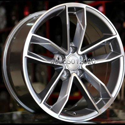 全新類AUDI S5式樣5孔112 19吋鋁圈20吋鋁圈A3/S3/A4/A6/Q3/Q5/Tiguan/Superb