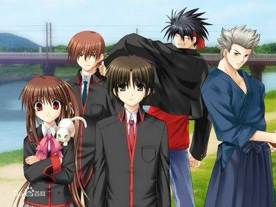 ☆買1送1/買2送3/買3送5動漫-小小克星Little Busters 1-2季完整版(含Refrain)DVD
