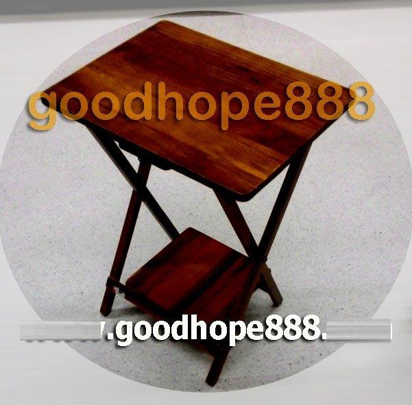 [自然傢俱坊]-松河-NB.平板(摺疊)咖啡桌/餐桌/工作桌/書桌/展示桌(38*48*65cm)-ART-8860
