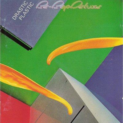 美國二手黑膠Drastic Plastic ─ Be-Bop Deluxe 1979