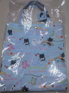 全新品      靴下貓時尚側背包/提包/提袋      聯電紀念品