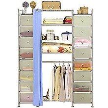 D-60-04W5+2D型60公分衣櫥櫃