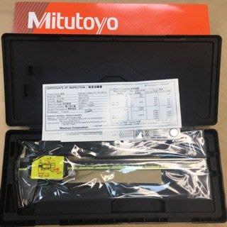 【量具商行】Mitutoyo三豐 液晶卡尺、電子卡尺500-197-30 200/0.01mm 現貨附發票