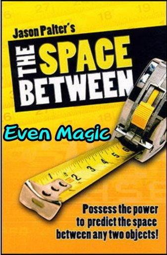 【意凡魔術小舖】靈度量尺•E次元度量預言The Space Between by Jason Palter