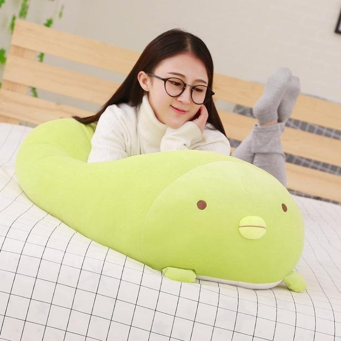 公仔-韓國角落生物抱枕公仔超軟毛絨玩具抱著睡覺的娃娃公仔女生日禮物 【MAX衣捨】