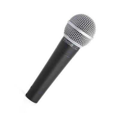 ☆唐尼樂器︵☆ Superlux TM58 心形動圈式麥克風(專為演唱和演講設計) SM58 請參考