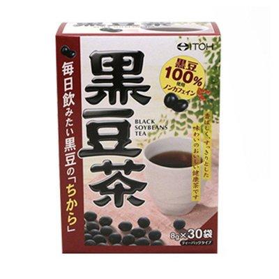 日本ITOH 黑豆茶 30袋 【曼曼小舖】