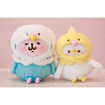哈哈日貨小舖~日本 卡娜赫拉的小動物 X 小鳥咖啡廳 布偶 玩偶 絨毛娃娃(1組2款,不拆售)
