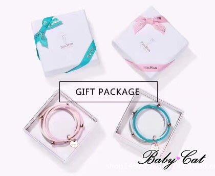 【Baby cat shop】Bin Wan 時尚 氣質 香氣 驅蚊 手環 天然 防蚊 無毒 手鍊