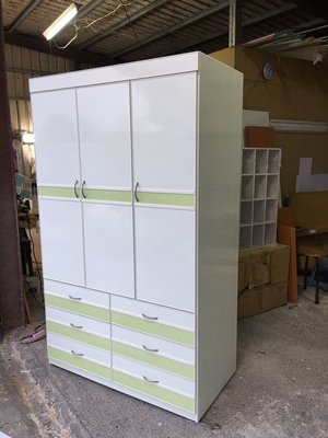 【承鑫家具】南亞塑鋼系列 尺寸皆可手工訂製 來電0422229000 4尺衣櫃 客戶訂製 南亞塑鋼 防水品質 收納櫃