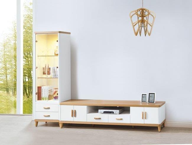 席娜 9尺L型電視櫃😊暖暖屋傢俱傢飾😊LT