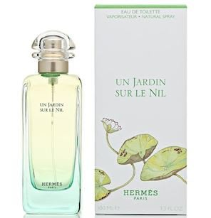 Hermes 尼羅河花園 中性香水 100ml-公司貨
