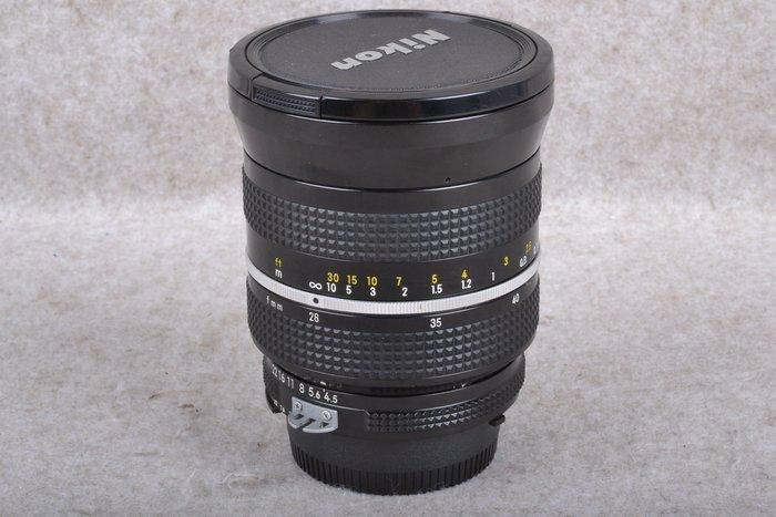 【高雄品光攝影】NIKON AI 28-45mm F4.5 手動鏡頭 FH#58411J