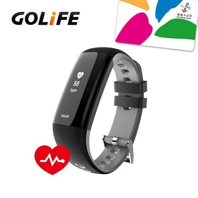 GOLiFE Care-Xe 智慧觸控心率手環