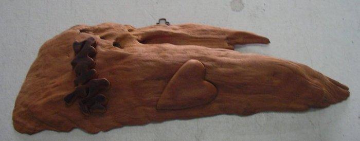 (禪智木之藝)立體字木雕 樟木 立體字 雕刻 立體雕刻藝術 工廠直營-善心