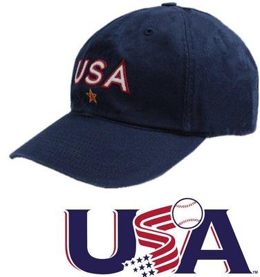全新 NIKE USA 美國 GOLF 棒球帽 帽子 老帽 鴨舌帽 運動帽 高爾夫球 深藍色 免運