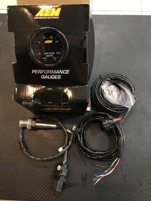 ☆光速改裝精品☆美國 AEM (30-0300) 空燃比錶  LSU 4.9 現貨在庫