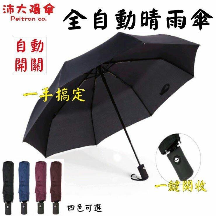 《沛大旗艦店》全自動傘 自動傘 晴雨傘 包包小物 遮陽一把罩 輕量化【U09】