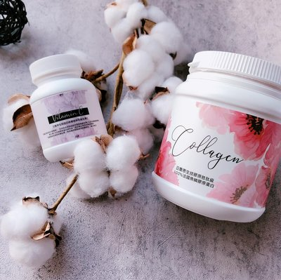 🌻正品授權🌻日喬恩 (優惠組合)🍒蔓越莓經典膠原蛋白粉+西印度櫻桃維生素C🍒