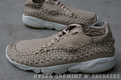 【HYDRA】Nike Lab Air Footscape Woven NM 駱色 874892-200 編織鞋 限量