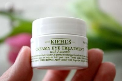 英國代購 KIEHL'S 酪梨眼霜 Creamy eye treatment with avocado 14ml