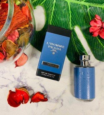 L'Homme Prada 蔚藍紳士 男性淡香水 9ml✰YENGEE✰