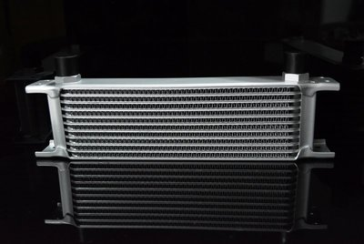 『童夢國際』 ATF Oil SuperCooler 自排油冷卻器 冷排 11排 另有 B&M MOCAL 英式