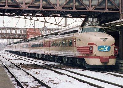 [玩具共和國] TOMIX 98387 JR 485系特急電車(京都総合運転所・白鳥)増結セット(4両)